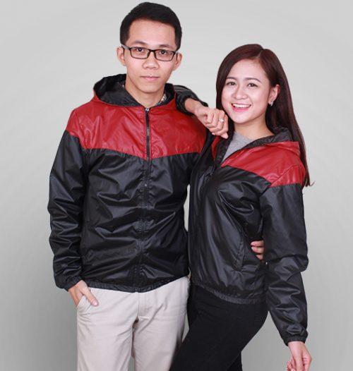 áo khoác gió đôi được nhiều bạn trẻ lựa chọn