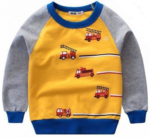 Vải nỉ da cá chuyên dùng để may quần áo trẻ em