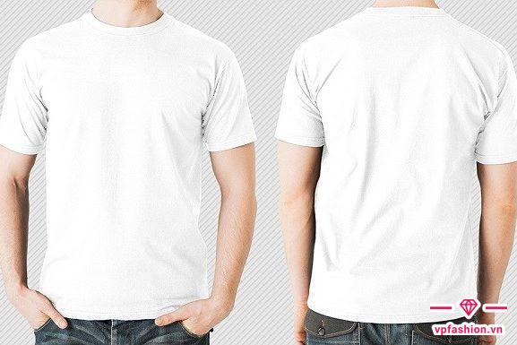 Áo màu trắng cũng là màu chính trong áo giá rẻ