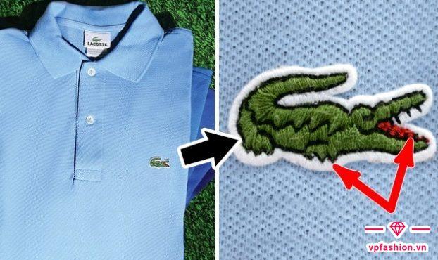 Logo áo Polo chính hãng chuẩn đẹp