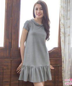 Váy công sở -váy suông chữ A đuôi cá đẹp
