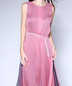 Váy maxi lụa đẹp