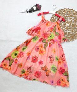 Váy maxi cho bé gái