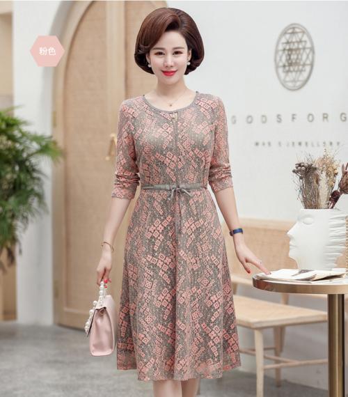 váy liền thân công sở trung niên